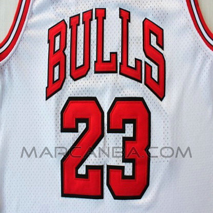 Camiseta Nba All Star 1998 Blanca Para Michael Jordan